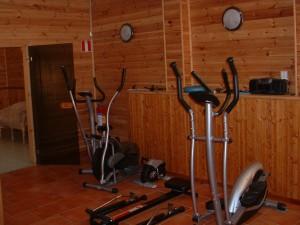 gym brf generatorn